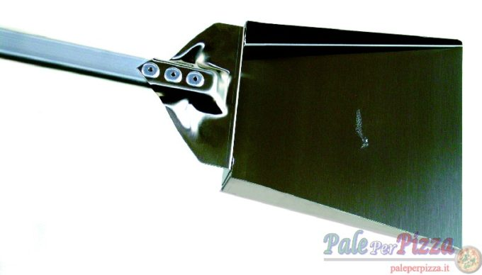 Paletta cenere hobby, manico alluminio L=120