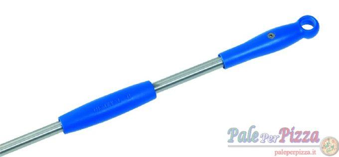 Coppia fondo manico + scorrevole per Palettini Azzurra o GHA. Polimero in alta resistenza