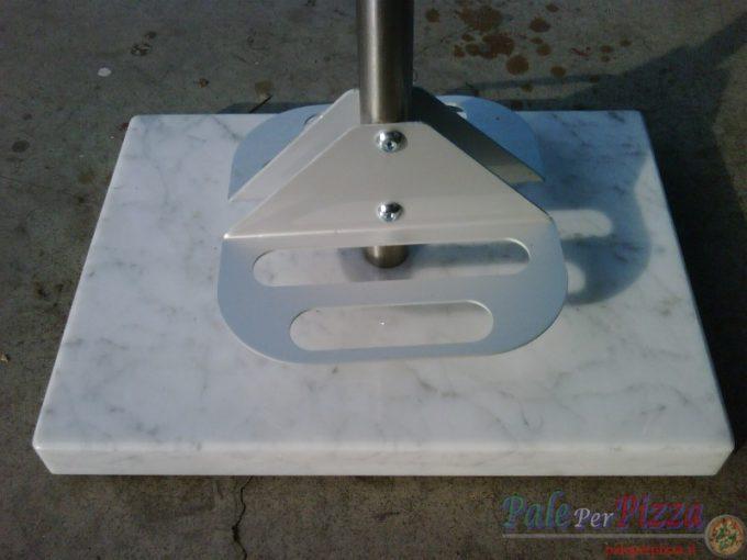 Porta Pala e Palettino in marmo