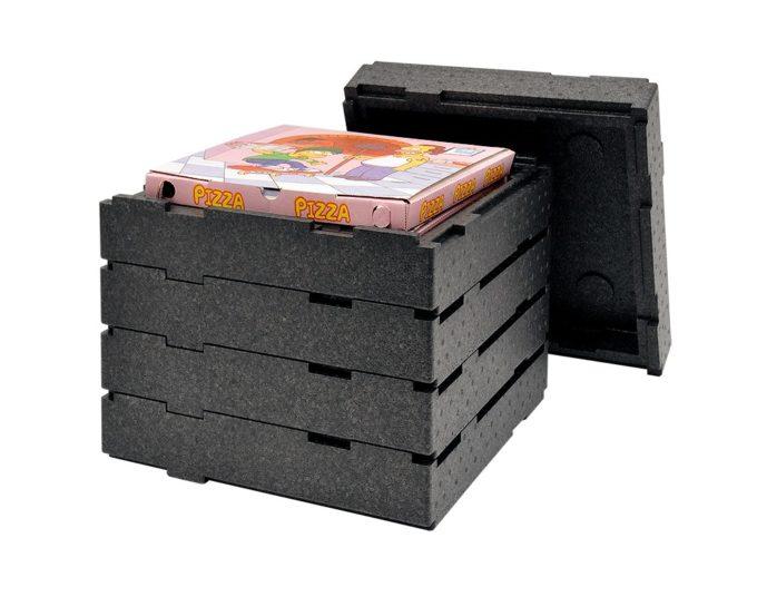 Pizza box componibile