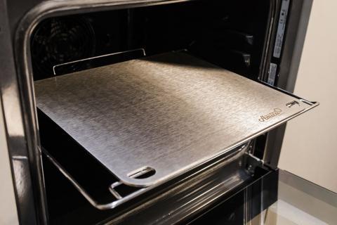 Piastra in acciaio per pizza in forno-3314