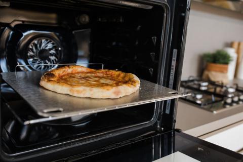 Piastra in acciaio per pizza in forno-3315