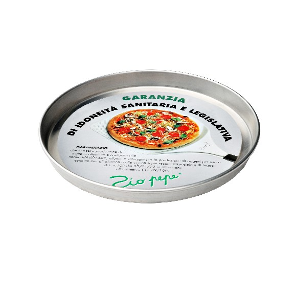 Teglie pizza lisce tonde-0